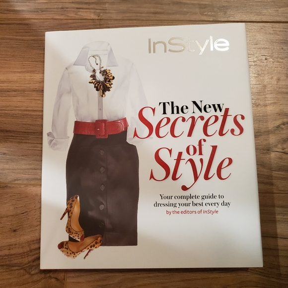 Other - InStyle The New Secrets of Style. Hardback Book